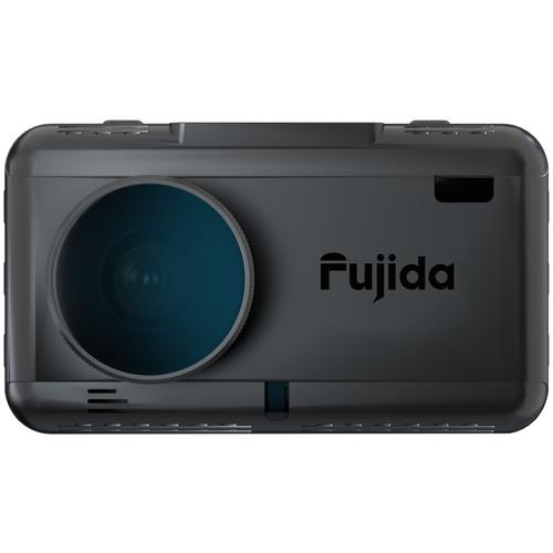 Видеорегистратор с радар-детектором Fujida Karma Pro S WiFi, GPS, ГЛОНАСС, черный