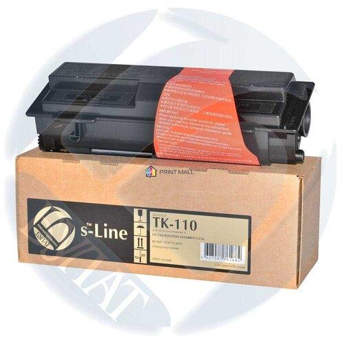 Картридж Bulat s-Line для Kyocera Mita FS-720, FS-1016 (6000 стр.) TK-110