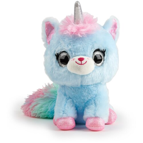 Интерактивная мягкая игрушка WowWee Кошка-единорог 5223