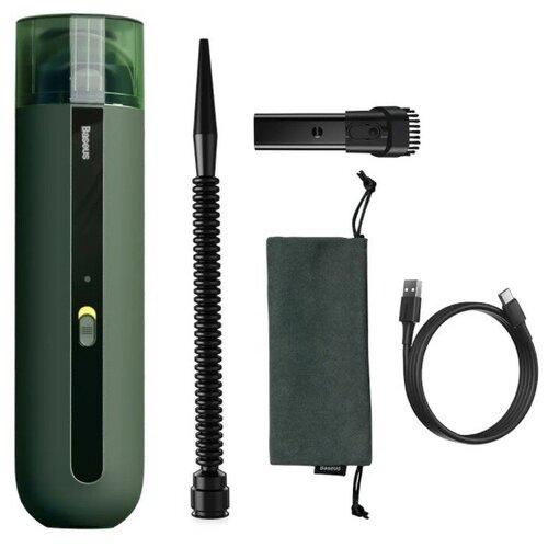 Автомобильный пылесос Baseus A2 Car Vacuum Cleaner(5000pa) Зеленый CRXCQA2-06