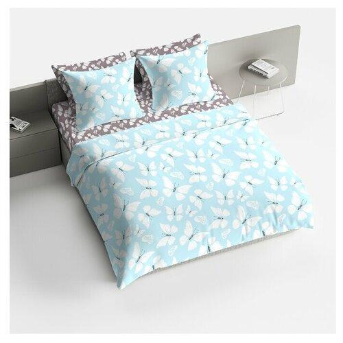 Комплект постельного белья евро Браво Тея