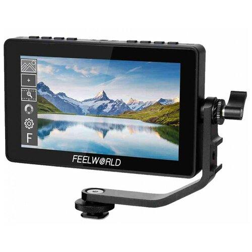Фото - Накамерный монитор Feelworld F5 PRO V2 накамерный монитор feelworld p7