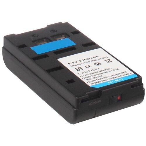 Фото - Аккумулятор iBatt iB-B1-F326 2100mAh для Sony NP-33, NP-55, NP-68, NP-66, NP-77H, NP-67, NP-78, NP-98, NP-66H, усиленный аккумулятор для видеокамеры sony np fp90 np fp91