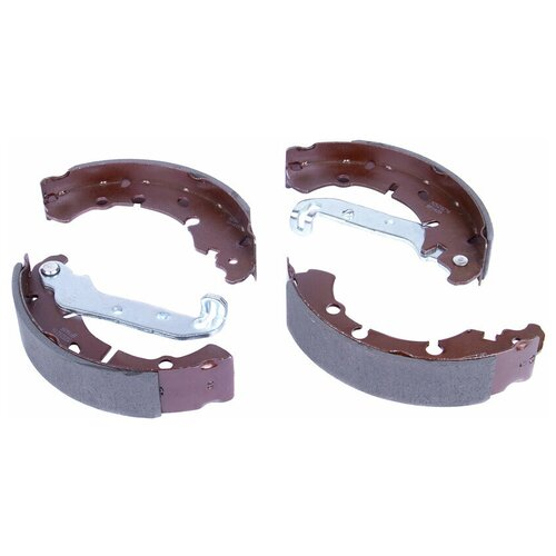 Комплект тормозных барабанных колодок задний MARSHALL M2520216 для Ford Fiesta IV, V 95-, Ford Fusion (JU) 02-, Mazda 2 (DY) 03- //кросс-номер TRW GS8742 //OEM 1106633; 1145292; 1123790; 2S6J2200BA; 1417551; 1106634; YS612200AB; 1236882; YS612200AC; 1197674; YS6J2200AA; 2S612200AA; 1135083; 2S612200BB; 1125669; DDY22638Z; 2S612200BA; 2S6J2200BA; YS612200AA; YS612200AB; YS612200AC; YS612200BA; DDY22638ZA