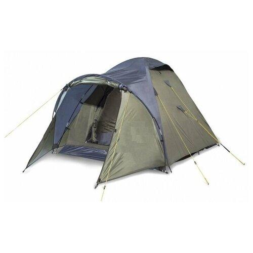 Фото - Палатка Canadian Camper KARIBU 4 Forest кемпинговая палатка canadian camper rino 3 цвет forest