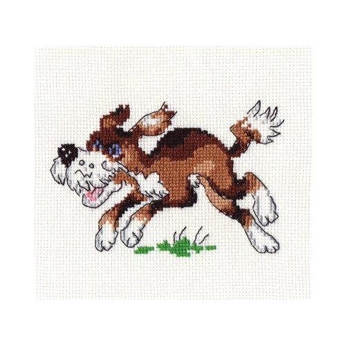 Klart набор для вышивания 3-044 Собачка