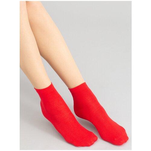 Носки Giulia WS2 CLASSIC размер 36-38, red (Красный)