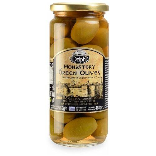 Оливки с косточкой в рассоле