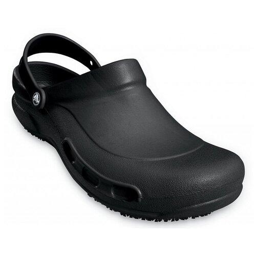 Сабо Crocs Bistro, размер 44(M11), black crocs bistro unisex for male for female man woman tmallfs