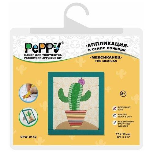 PePPY Аппликация в стиле пэчворк Мексиканец (CPW-0142) недорого