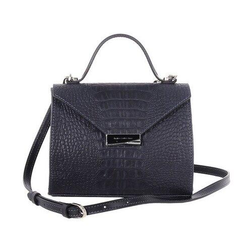 Сумка женская Fiato collection, 2600 аллигатор синяя сумка fiato сумка