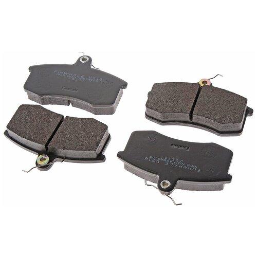 Дисковые тормозные колодки передние Finwhale V218 для LADA (ВАЗ) (4 шт.)