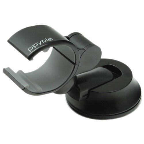 Держатель Ppyple Dash-Clip F5 black