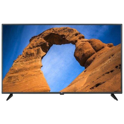 Фото - Телевизор LG 55UN68006LA 55, черный телевизор lg 43lm5500pla черный 43lm5500pla aru