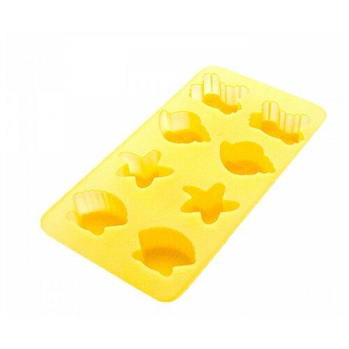 Форма для конфет Хорс Ракушки, желтый