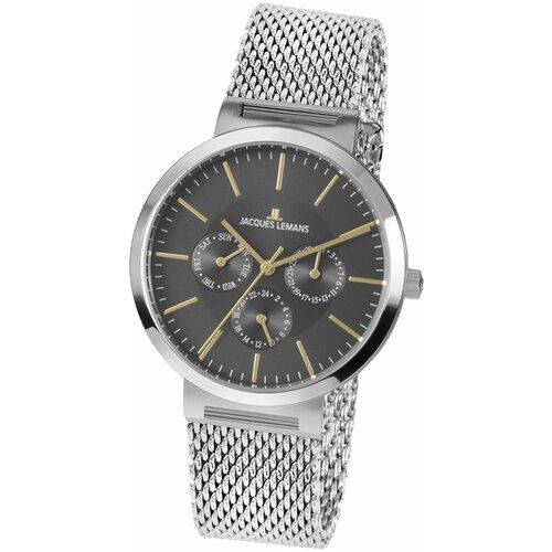 Фото - Наручные часы JACQUES LEMANS 1-1950J наручные часы jacques lemans 1 2094d