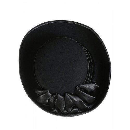 Щелково-фетр 71/1-55 Шляпа женская мод.А71/1 цвет черный р 55