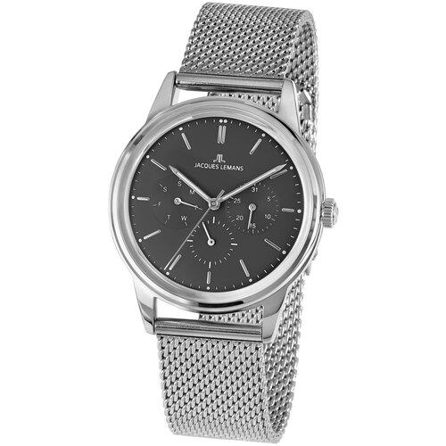 Фото - Наручные часы JACQUES LEMANS 1-2061F наручные часы jacques lemans 1 2094d