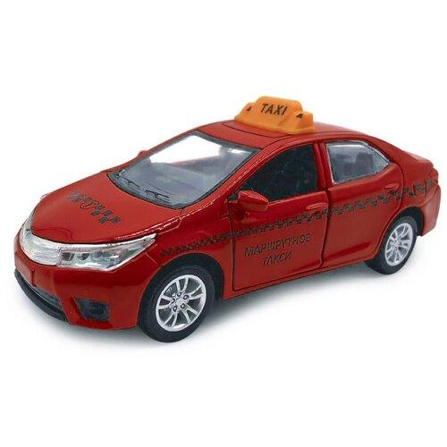 Купить Легковой автомобиль Kaiyu Такси (1501191), красный, Машинки и техника