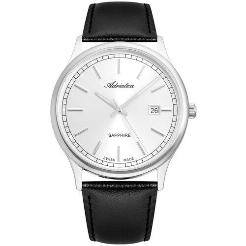 Фото - Часы наручные швейцарские мужские Adriatica A1293.5213Q мужские часы adriatica a1246 5217q