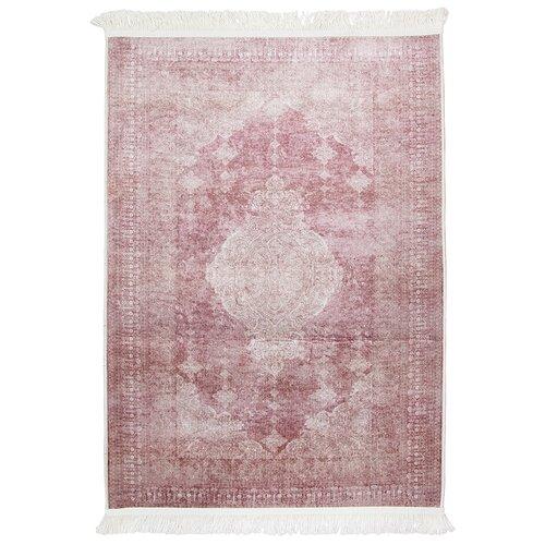 Коврик для ванной комнаты МУАР, 118/597.804, ARLONI, розовый, 65*120 коврик arloni arloni mp002xu0dzlv