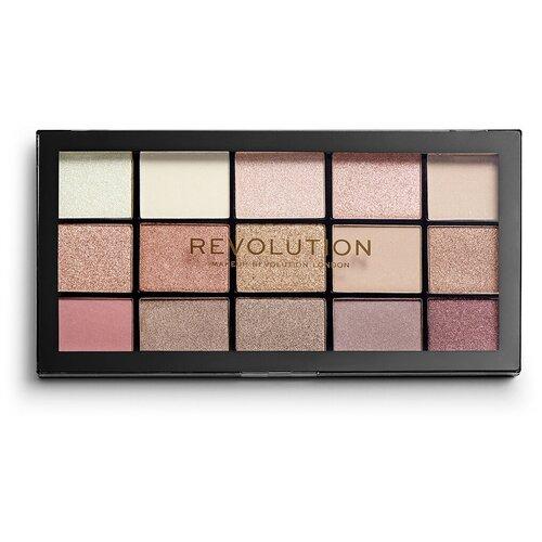 REVOLUTION Палетка теней Reloaded Palette Iconic 3.0