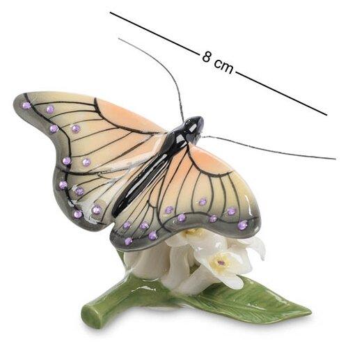 Композиция Бабочка на цветах CMS-35/ 4 113-104643