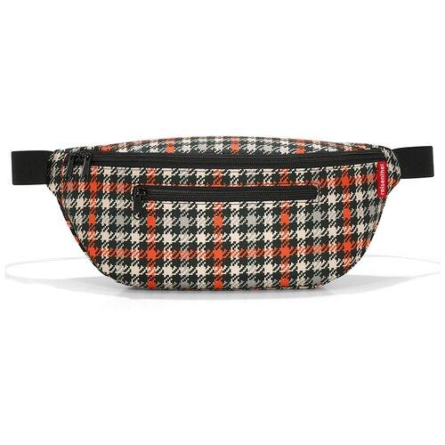 Сумка поясная beltbag M glencheck red сумка поясная red fox trail 2b цвет янтарь 1054089