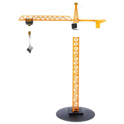 Подъемный кран Double Eagle E563-003 1:20 76 см оранжевый