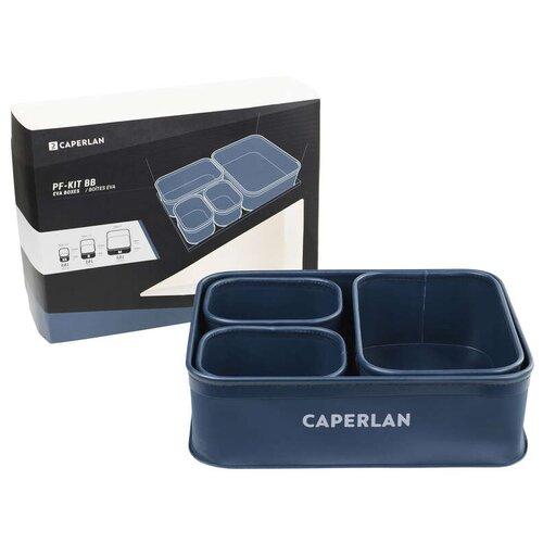 Набор коробок для подготовки приманки для ловли с места PF - KIT - BB CAPERLAN Х Декатлон NO SIZE