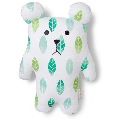 C196-25 Japan GREENTEA SLOTH, K / Игрушка мягконабивная, изображающая Медведя