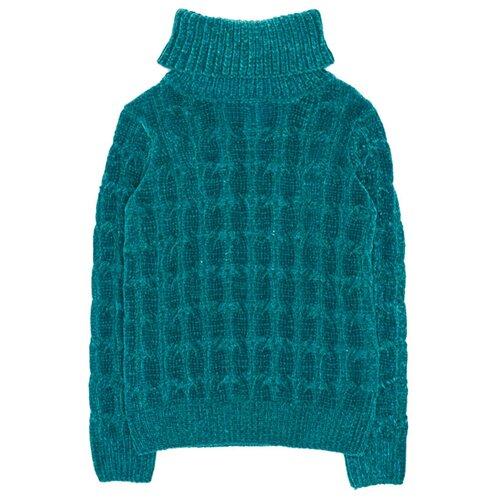 свитер acoola acoola ac008egdkgx1 Свитер Acoola размер 134, бирюзовый