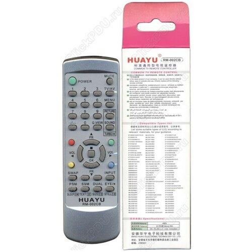 Фото - Пульт Huayu для LG RM-002CB универсальные пульт huayu для toshiba rm d809 универсальные