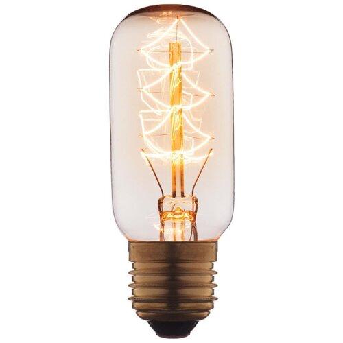 Лампочка накаливания Loft it Edison Bulb 3840-S E27 40W
