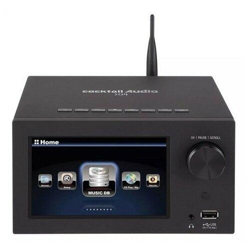 Фото - Сетевой аудиоплеер CocktailAudio X14, black сетевой аудиоплеер audiolab 6000n play silver