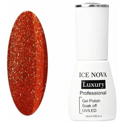 Купить Гель-лак для ногтей ICE NOVA Luxury Professional, 10 мл, 180