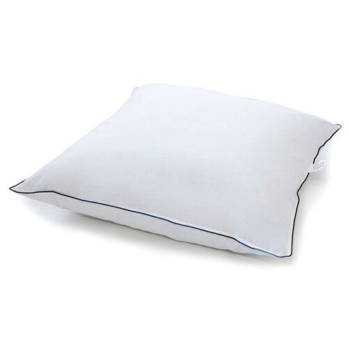 Подушка из серого гусиного пуха и пера Бел-Поль пример 70х70 мягкая