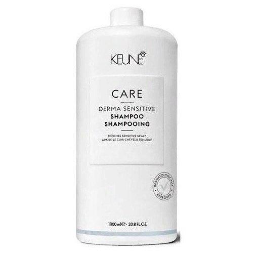 Фото - Keune Шампунь для чувствительной кожи головы/ Care Derma Sensitive Shampoo, 1000 мл. keune 1922 care deep cleansing shampoo