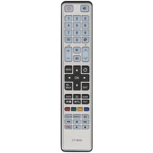 Фото - Пульт Huayu CT-8040 для телевизора Toshiba пульт huayu ct 90430 для телевизора toshiba