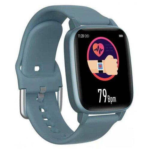 Умные часы Qumann QSW 03, голубой