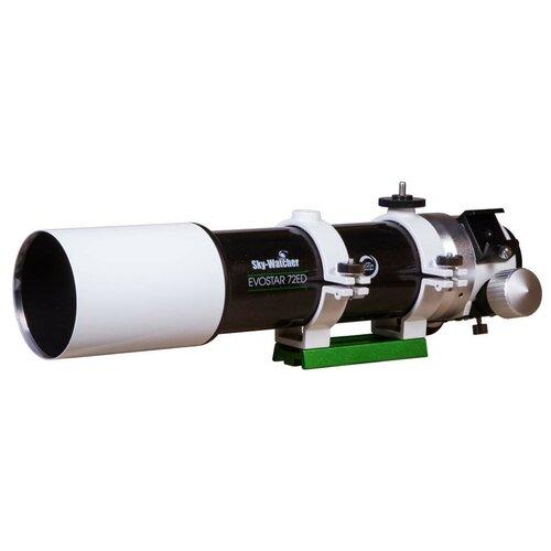 Фото - Оптическая труба Sky-Watcher Evostar BK ED72 OTA 71318 черный/белый труба оптическая sky watcher bk mak90sp ota