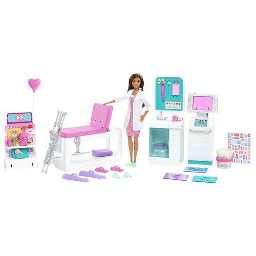 Набор игровой Barbie Клиника, GTN61