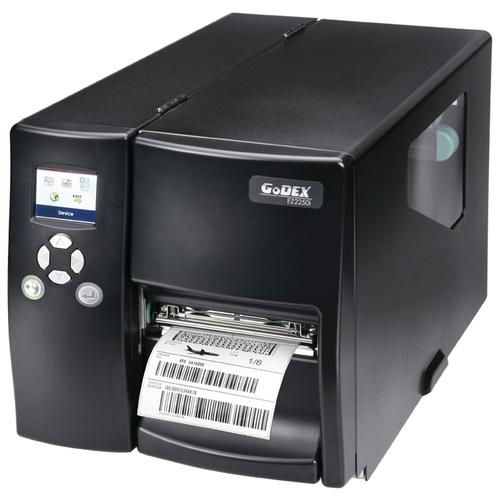 Термотрансферный принтер этикеток Godex EZ-2250i черный