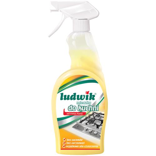 Чистящее молочко для кухни LUDWIK, 750 мл недорого