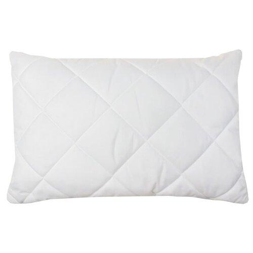 Подушка Мягкий сон 40*60 см, Эвкалипт, полиэстер волокно, микрофибра, 82 г/м, чехол