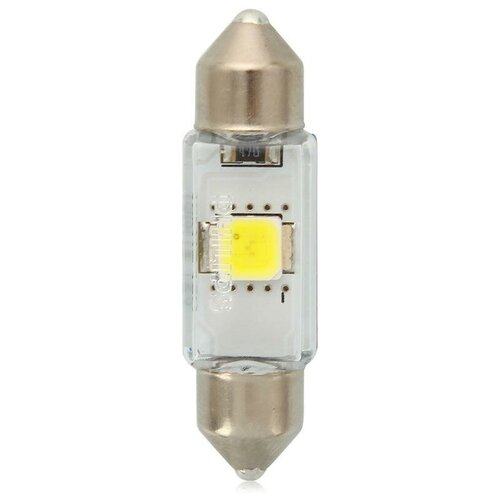 Лампа автомобильная светодиодная Philips X-tremeVision LED 129454000KX1 T10.5 12V 1W 1 шт.