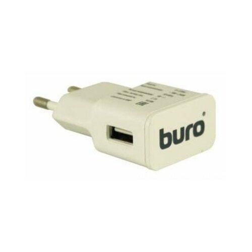 Фото - Зарядное устройство Buro сетевое 2.1A универсальное белый TJ-159W сетевое зарядное устройство buro tj 286b smart 4 x usb 5а черный