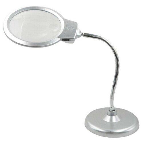 Фото - Настольная лупа с подсветкой лампа лупа daylight для рукоделия напольно настольная en1091