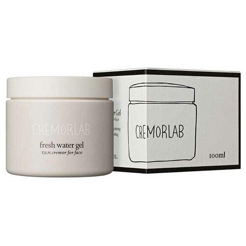 Cremorlab T.E.N. Cremor for Face Fresh Water Gel крем-гель интенсивное увлажнение, 100 мл cremorlab салфетки для снятия макияжа t e n cremor