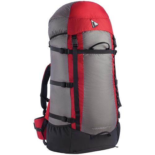 Фото - Экспедиционный рюкзак BASK Anaconda V4 130, red/grey рюкзак bask mustag 25 grey dark grey